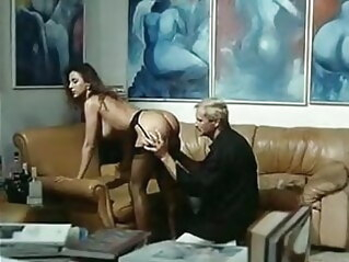 Giada Supertrans blowjob guy fucks shemale vintage